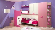 Purple Wall Bedroom Designs