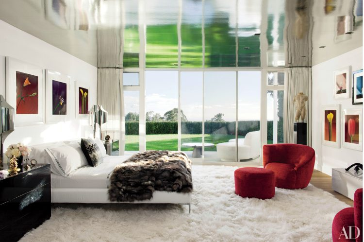 24 Contemporary Bedrooms With Sleek And Serene Style Architectural Digest