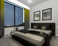 Modern One Bedroom Apartment Design