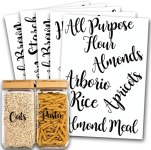 Download Farmhouse Kitchen Pantry Labels Background