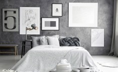 View Gray And White Bedroom Designs Gif