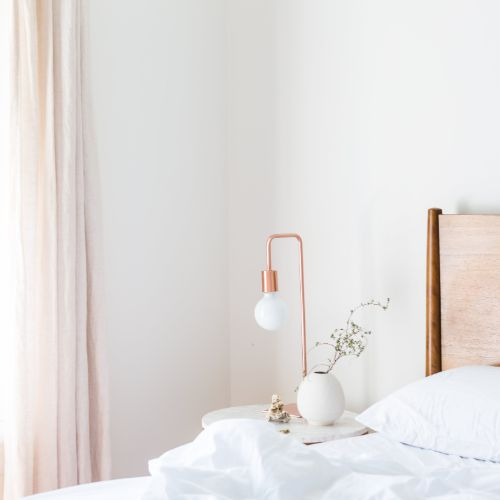 10+ Light Pink Bedroom Design Pictures