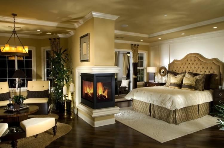 Luxury Master Bedroom Interior Design Ideas Images