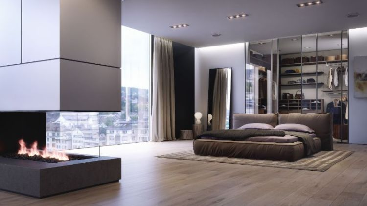 Modern Design Ideas 10 Contemporary Bedrooms With Attached Wardrobes Master Bedroom Ideas