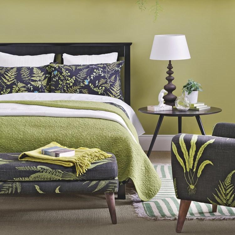 Top Inspiring Black White Green Bedroom Ideas Multitude 5779 Wtsenates