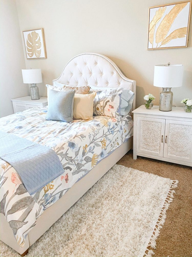 Guest Bedroom Decor Ideas Dallas Lifestyle Glamorous Versatility