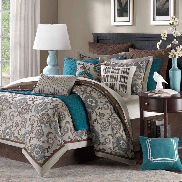 22 Beautiful Bedroom Color Schemes Color Blocking Ideas Decoholic