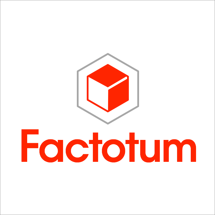 Factotum Design Logo
