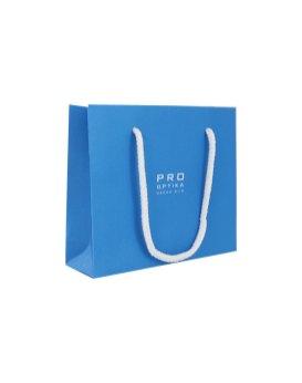 Pro Optika paper bag without lamination