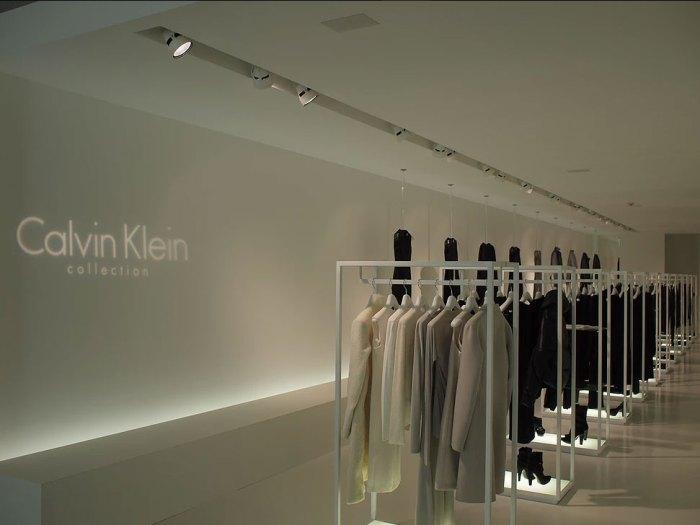 アパレル店舗の照明デザイン事例