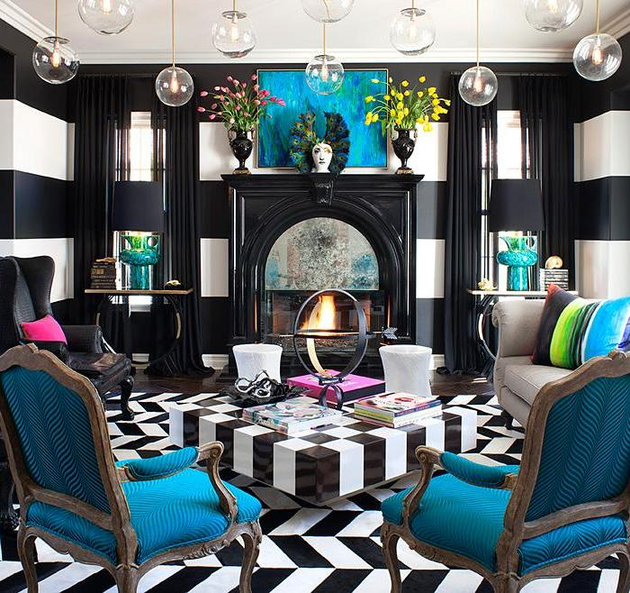 Black And White Interiors That Will Inspire Your Next Design Project