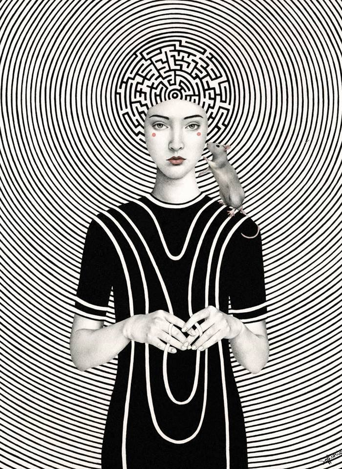 Artsy Fartsy: Sofia Bonati Amazing Girls Illustrations