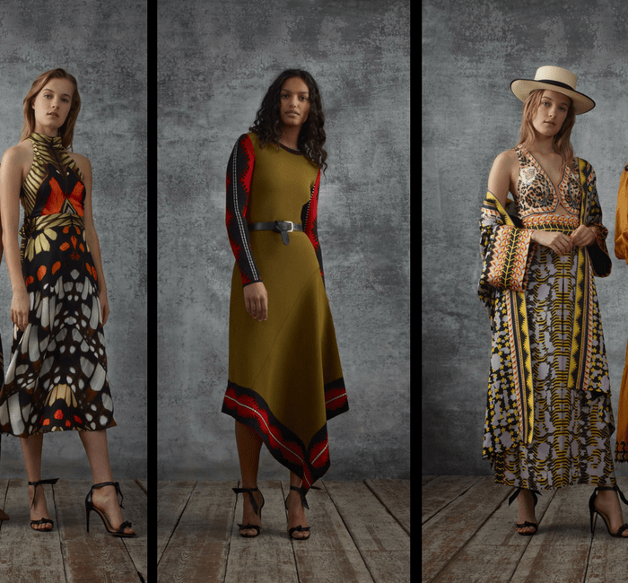Currently Crushing: Temperley London Pre-Fall 2018