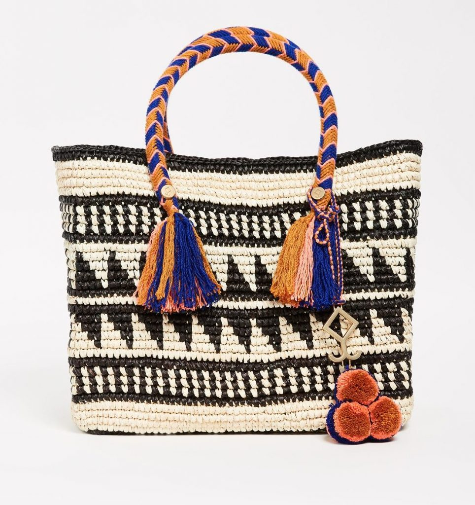 Design Peeper- My favorite Woven Bags For The Summer