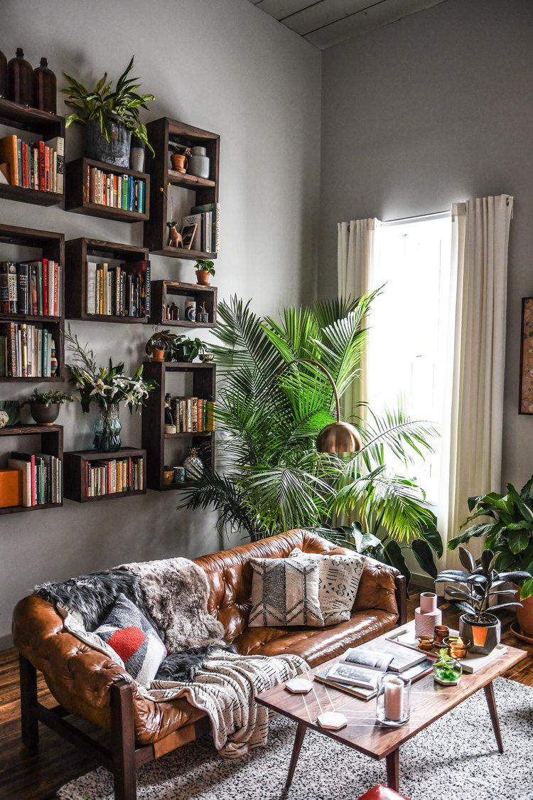 Plant Filled Homes- Design Peeper