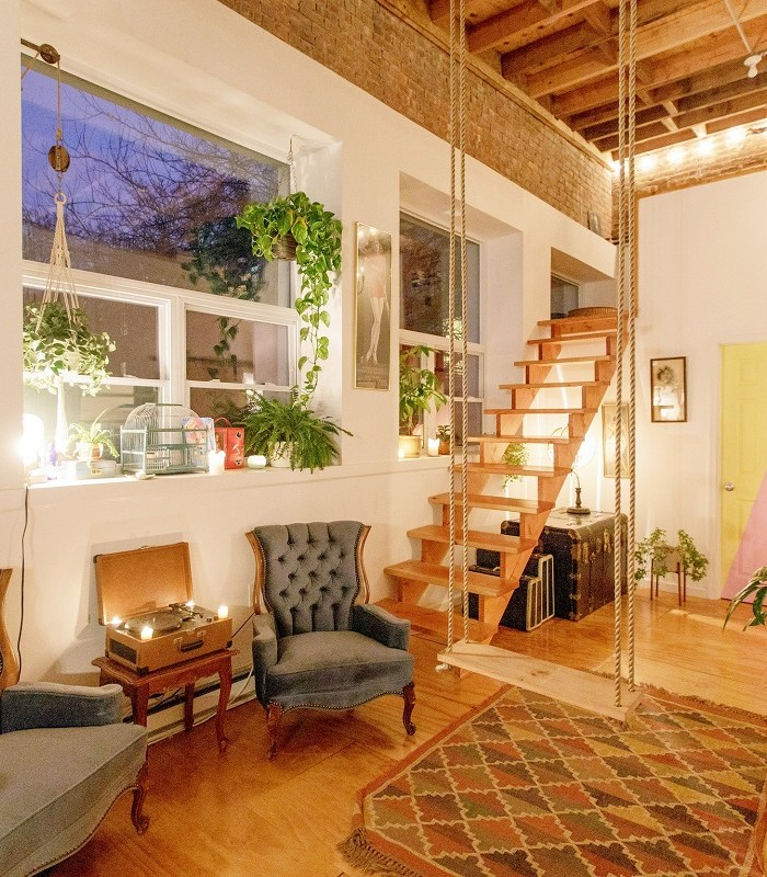 Stay Here: The Funky Loft