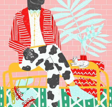 Camilla Perkins Illustrations - Design Peeper