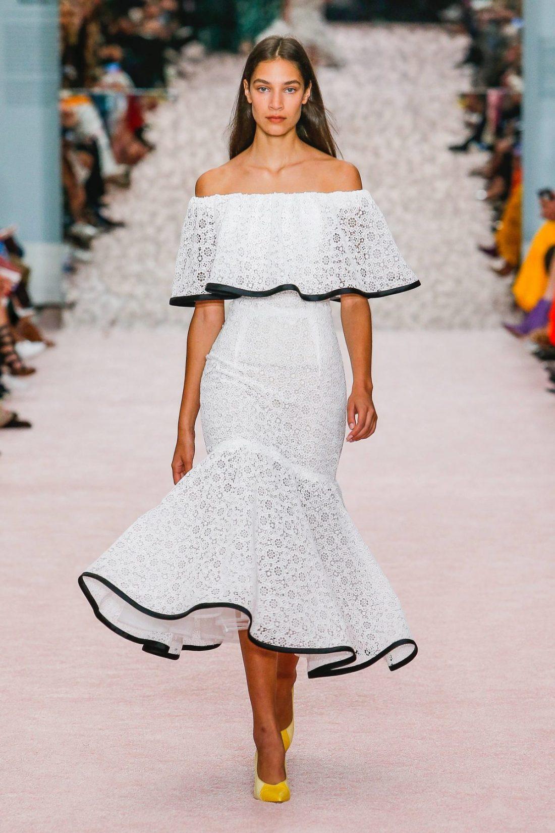 Carolina Herrera Spring 2019- Design Peeper