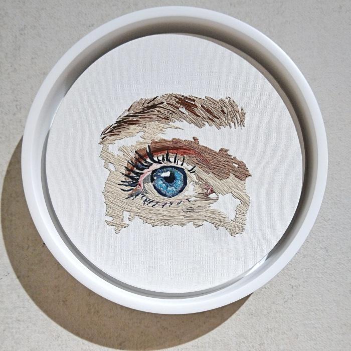 Embroidery Art from Rana Balca Ülker
