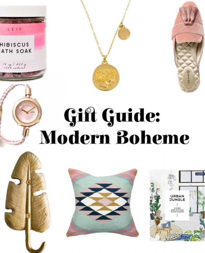 Treat Yo' Self Gift Guide : Moden Boheme