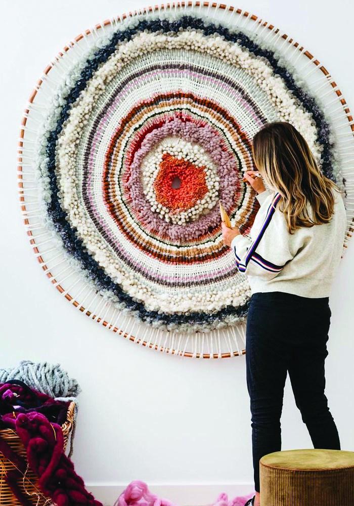 Textile Artist Tammy Kanat