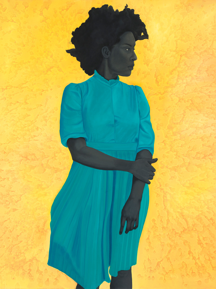 Amy Sherald Portraits: A Look At Everyday People
