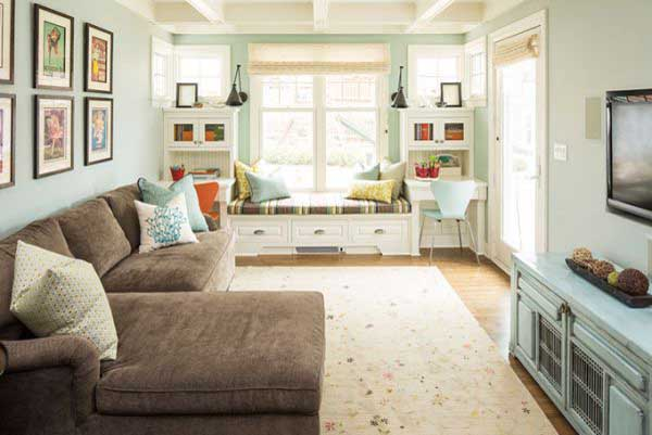 Living Room Decorating Ideas Bright Colors Modern House Part 50