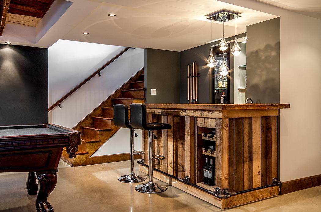 projet duplex Lamarre  design dintrieur interior design architecture rnovation