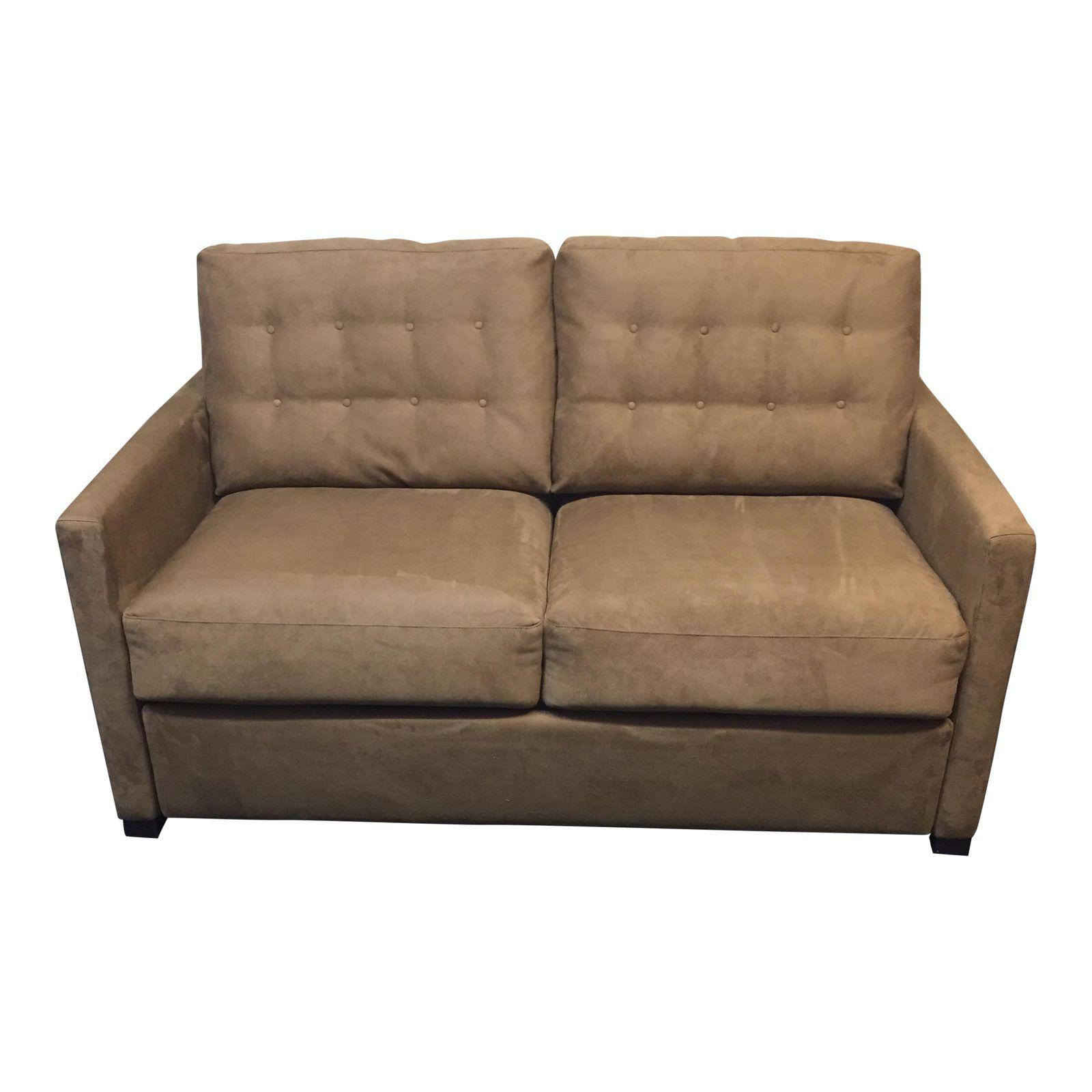 leather full size sleeper sofa comfortable for small living room american quotsue quot comfort