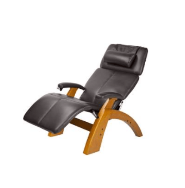 relax your back chair round futon cushion the leather recliner by human touch original price 2 199 00 design plus gallery