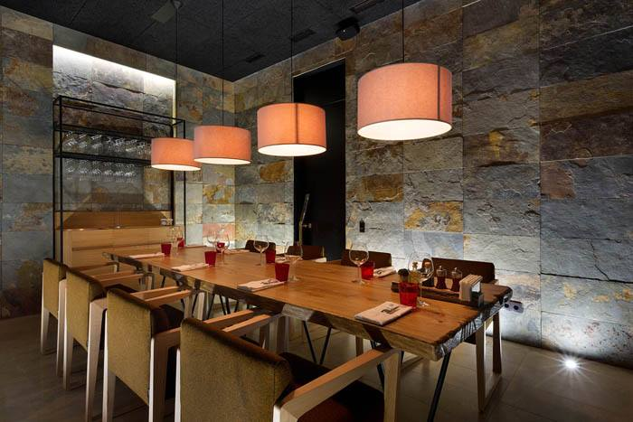 Food  Forest Restaurant by YOD Design Lab  Design
