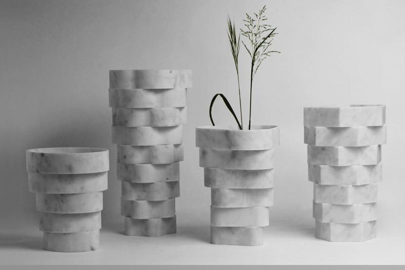 Little Gerla Vases By Paolo Ulian  Moreno Ratti  Design