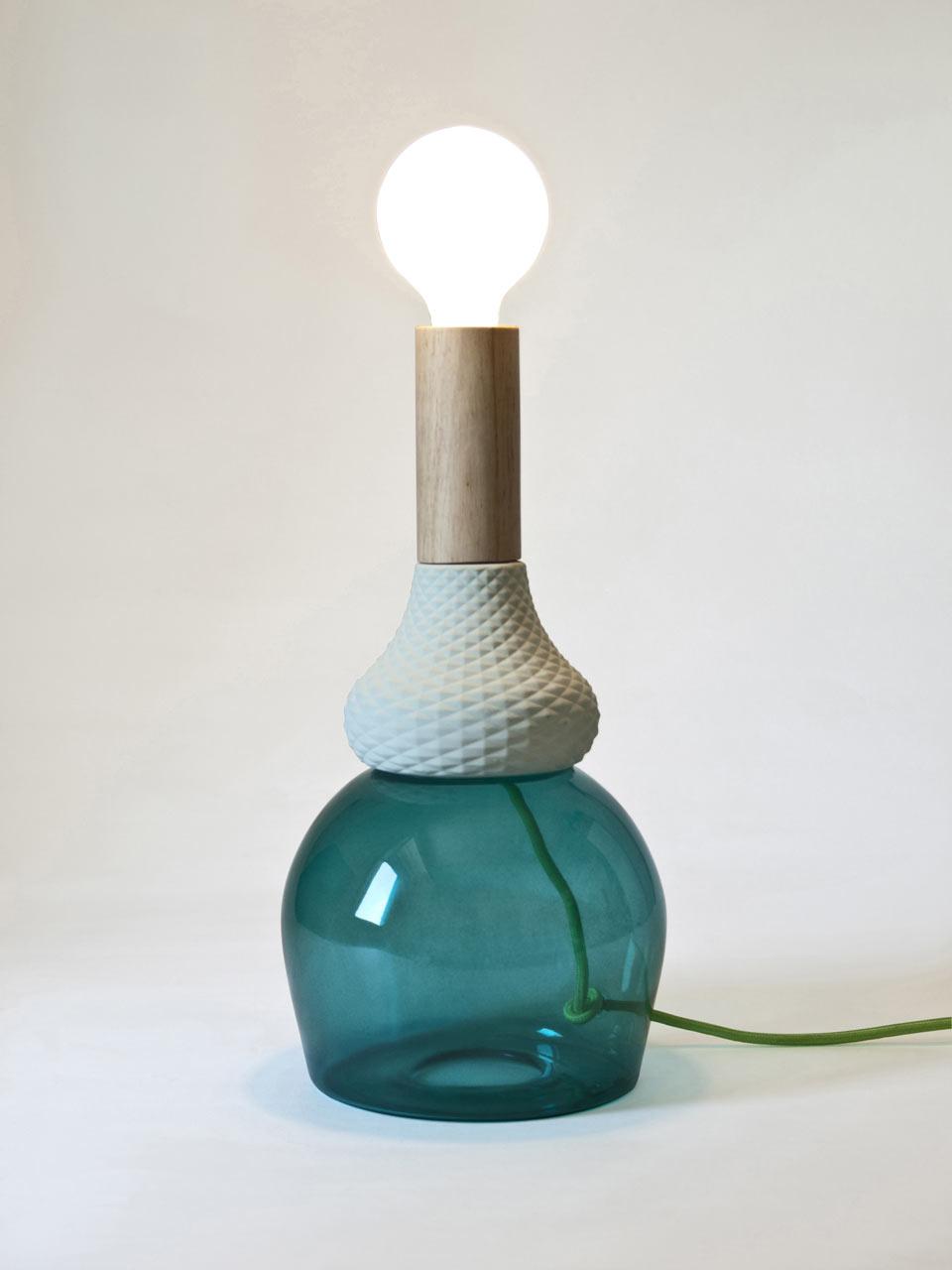 MRND Lamps By Elena Salmistraro For Seletti Design