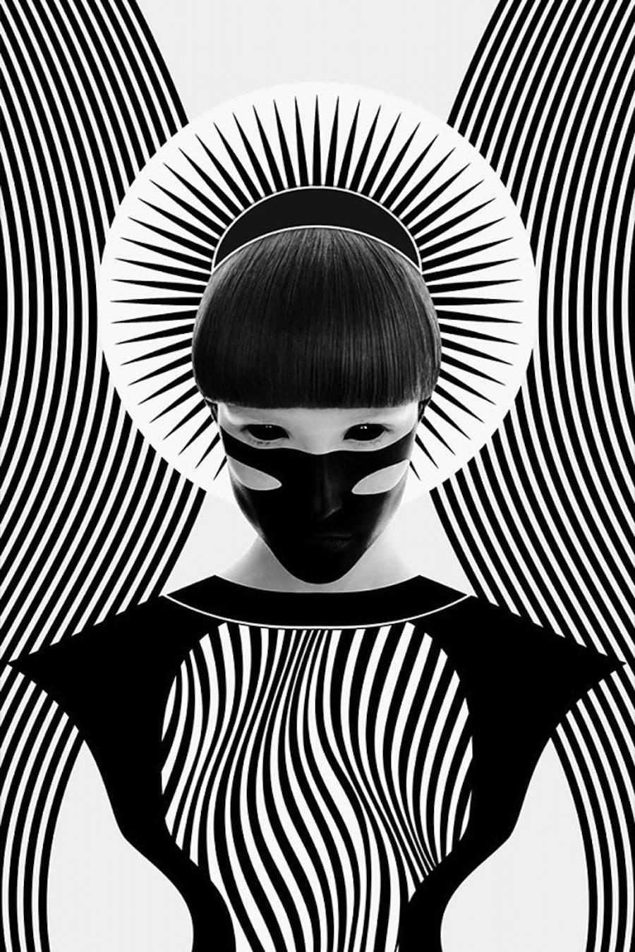 Dark Homonyms Illustrations by Nikoloz Bionika  Design