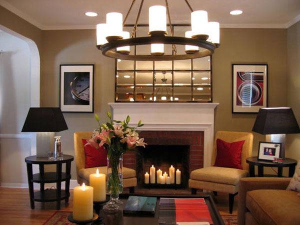 small living room fireplace decorating ideas lighting fixtures for ceiling 40 beautiful rooms hot design
