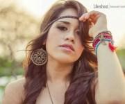 hippie hairstyles - 30 splendid