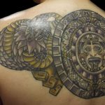 Mayan Tattoos 30 Perfect Collections Design Press