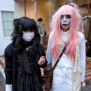 gothic hairstyles - 25 terrific