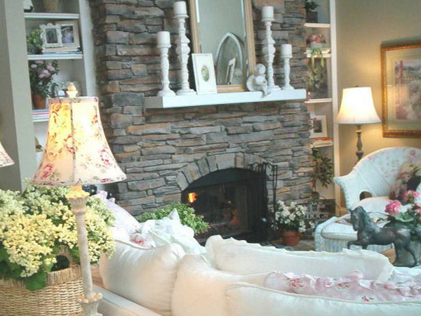 pictures of living rooms with stone fireplaces cheap for room walls stacked fireplace 25 fascinating designs design press cozy