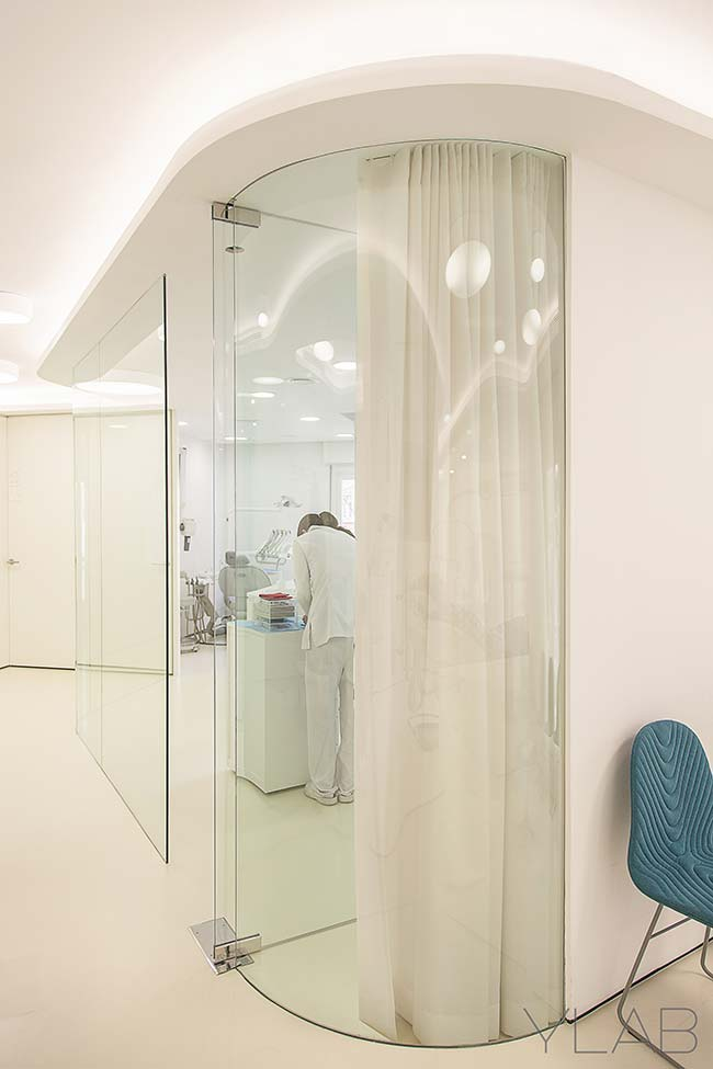 Valls Dental Office By YLAB Architects Design Raid