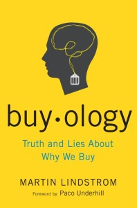 Cover of Buy-ology by Martin Lindstrom