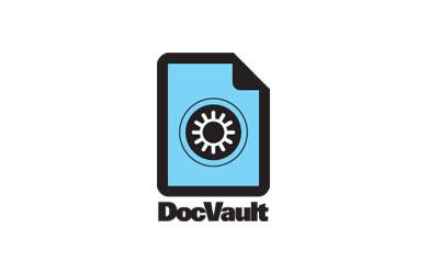 DocVault logo