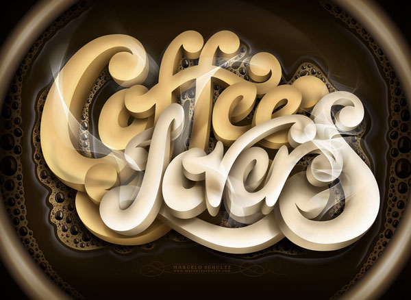 Coffee Lovers Brazilian Designer Inspiration