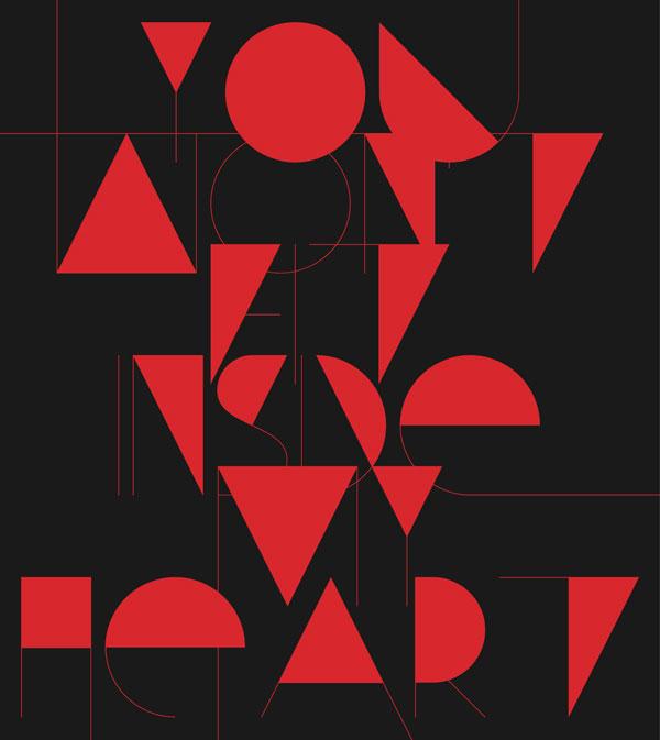 Good Intent Typeface Brazilian Designer Inspiration