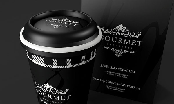 Gourmet Cafeteria Brazilian Designer Inspiration