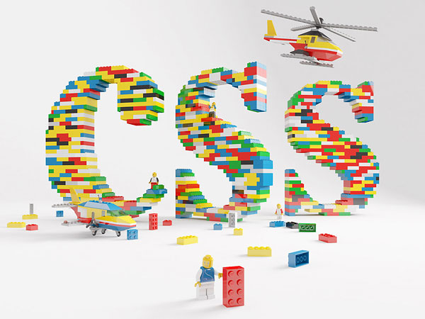 3D Type collection 2 by British Designers