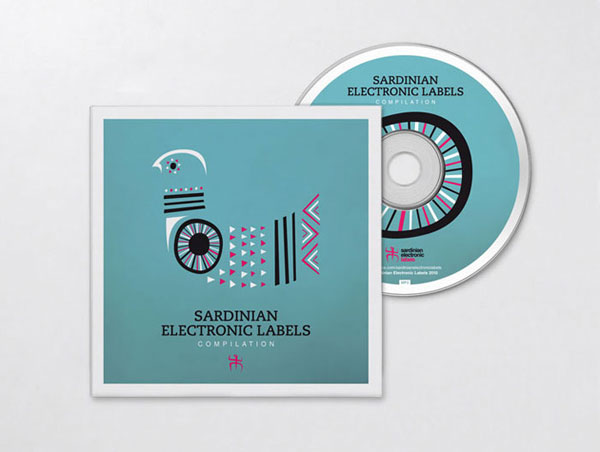 Sardinian Electronic Labels Package Design