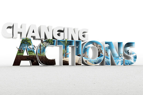 Changing Actions Design Inspiration in Romania