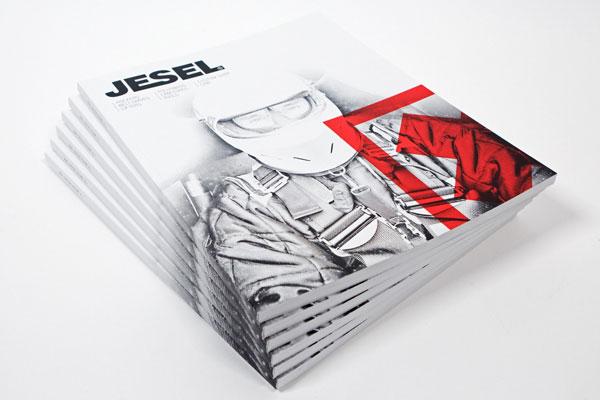 Jesel Catalog Volume 10 Print Design Inspiration