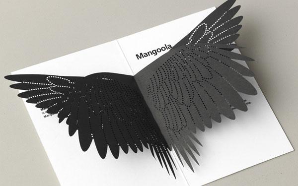 Xstrata Coal Materials Print Design Inspiration